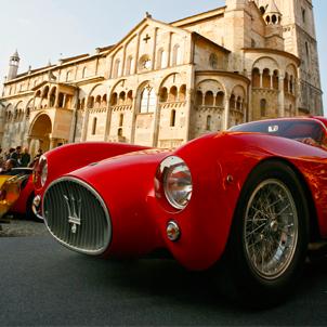 Duomo e Maserati