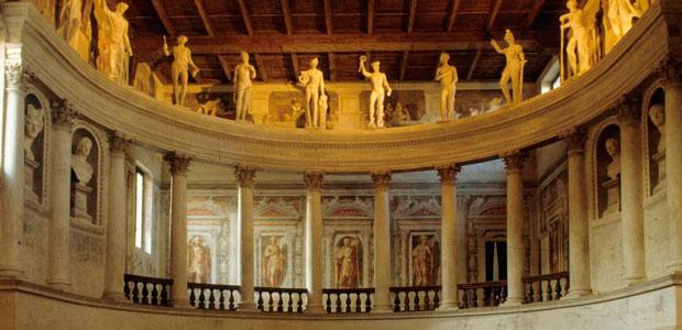 Peristilio Teatro all'Antica